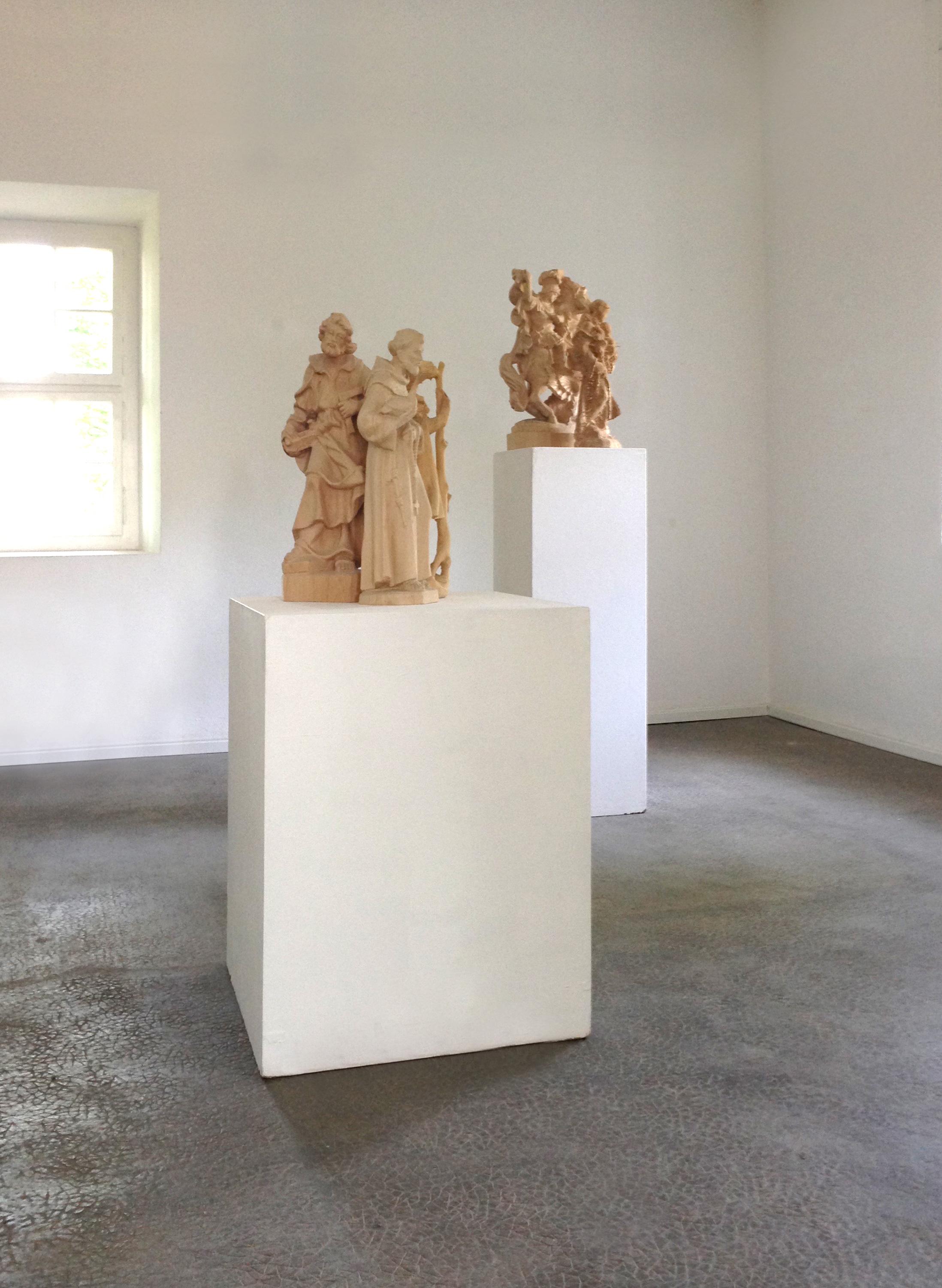 Fünf Heilige von Claudia Starkloff
